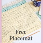 Free Easy Crochet Placemat Patterns