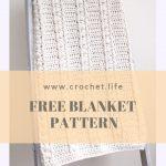 Sweet Haven Free Crochet Blanket Pattern