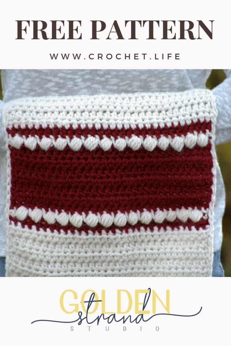 Free Cowl Pattern Crochet Wandertrail