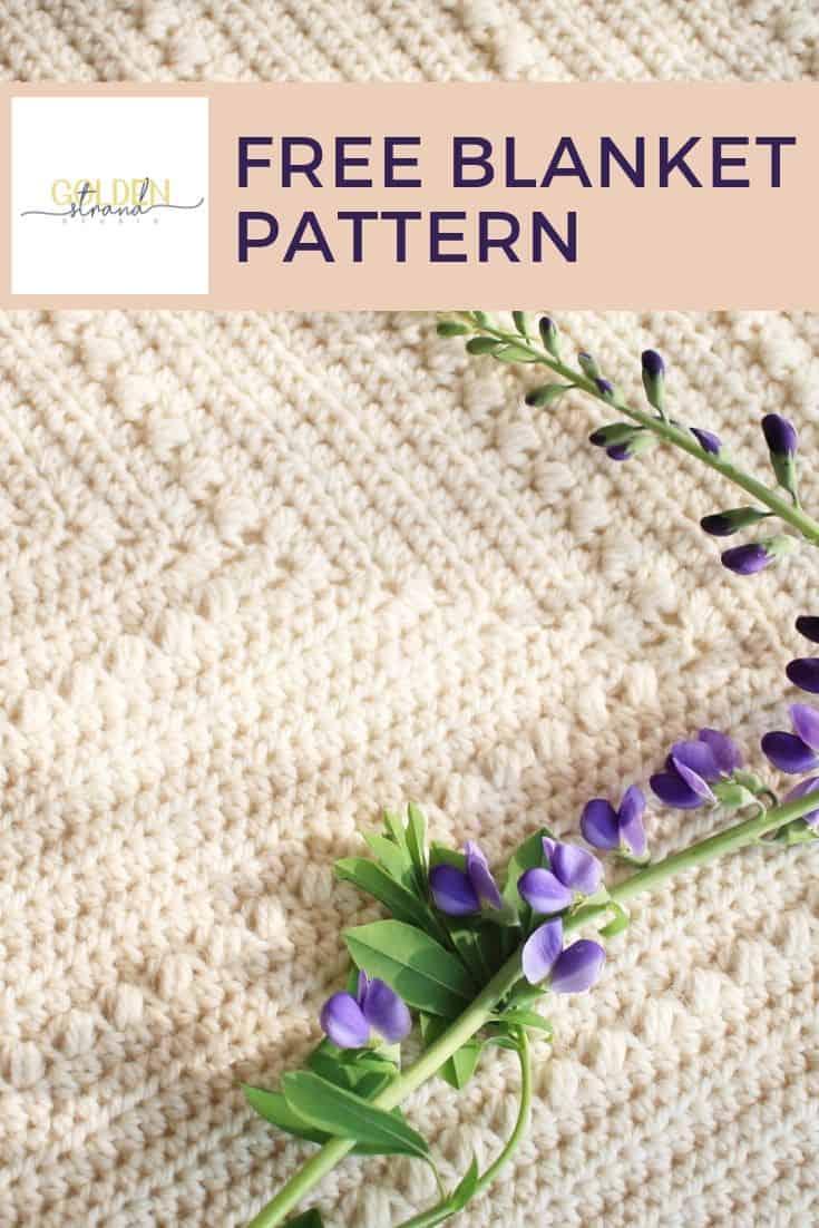 Free Blanket Pattern Easy Flutterby