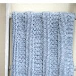 Baby blanket collage