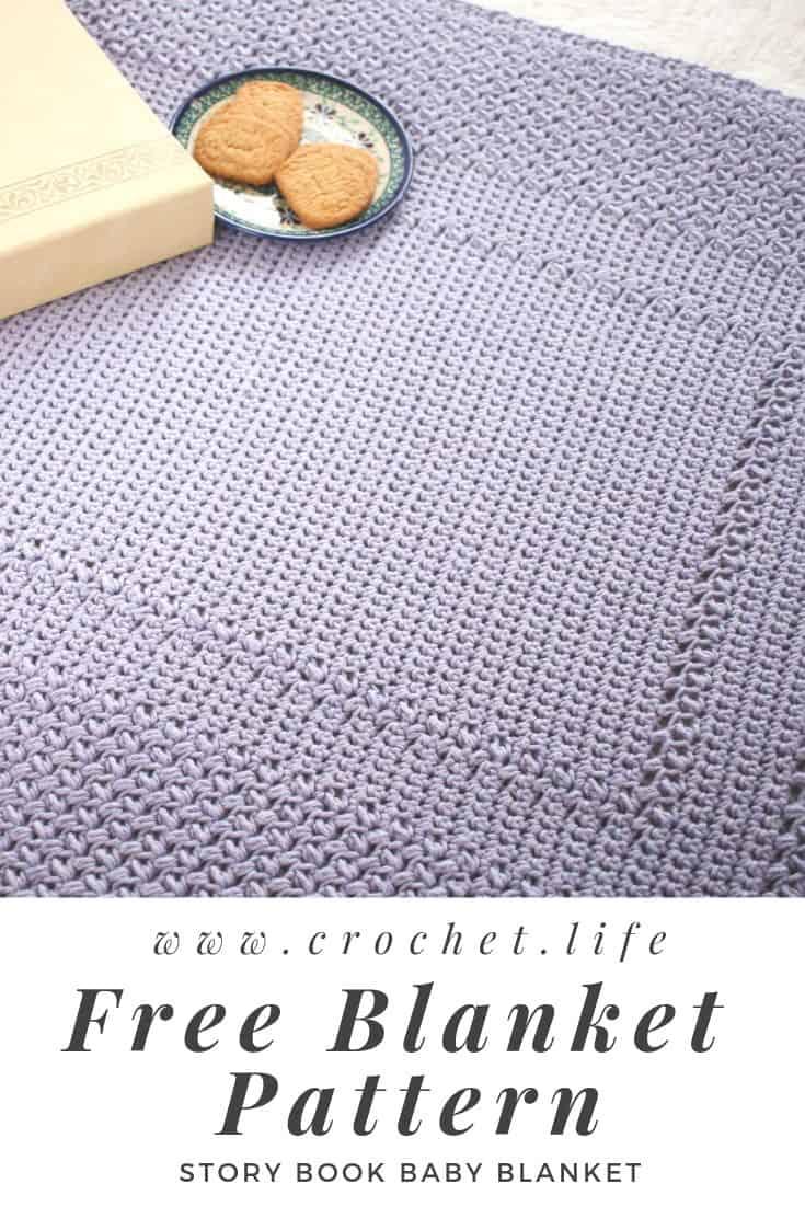 Simple blanket for DIY gift
