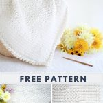 Beautiful Blanket With the Cozy Dreams Free Pattern