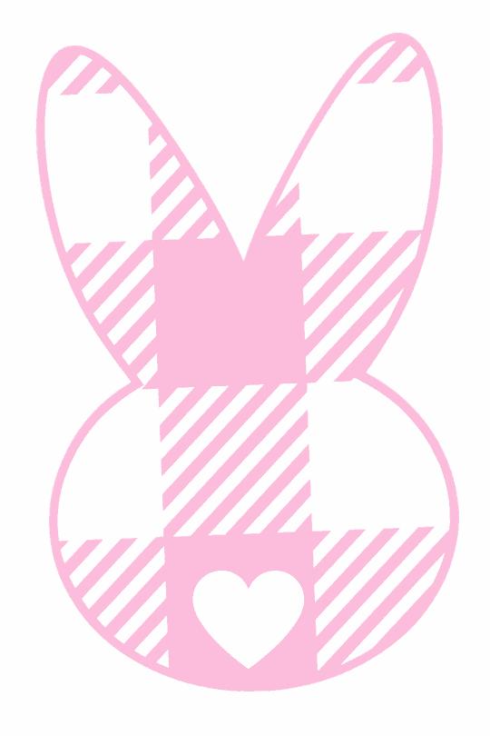 Gingham Bunny