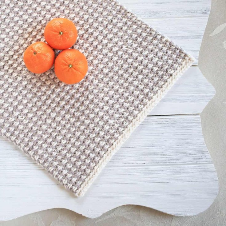 Fast & Easy Crochet Placemat