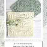 Simple Crochet Dishcloth Free Pattern