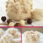 Bonbon basket collage