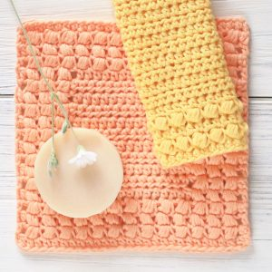 Cottage Square Dishcloth Patterns