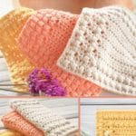 Easy Dishcloth Collage