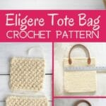 Eligere tote bag collage
