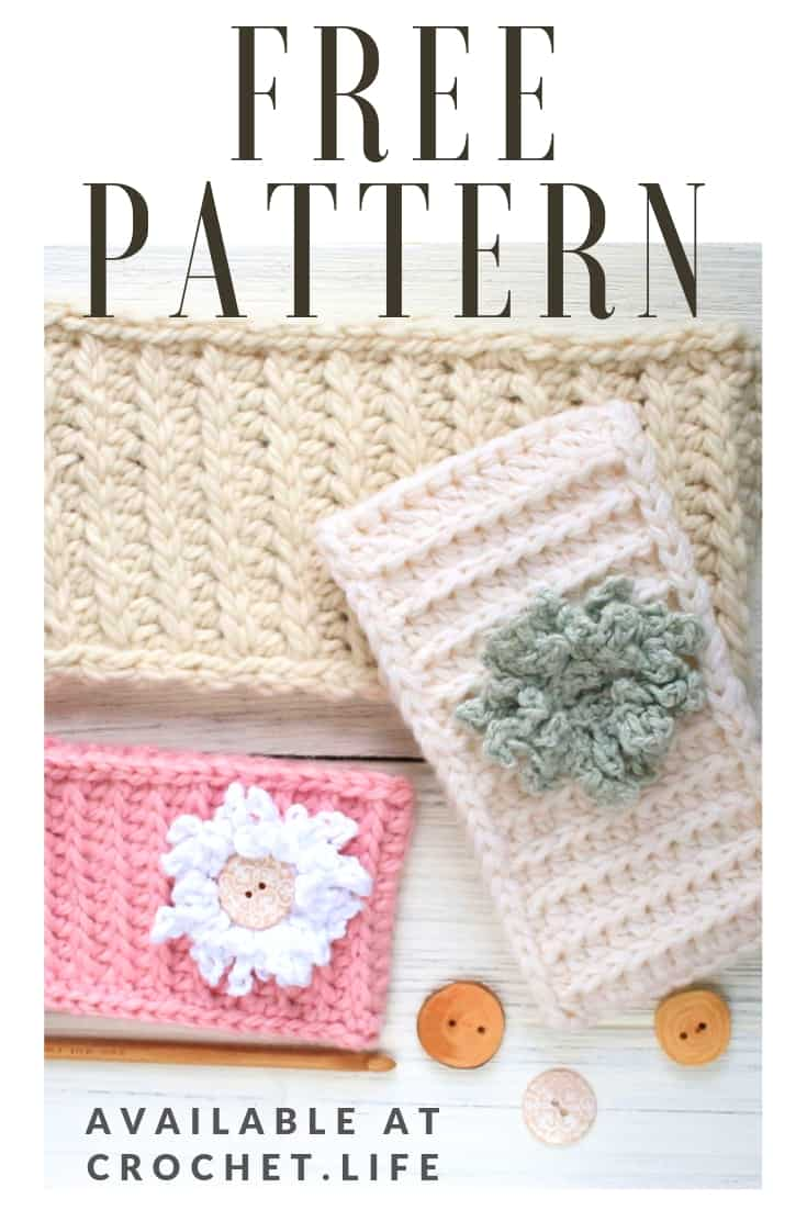 Crochet Headband Pattern Project