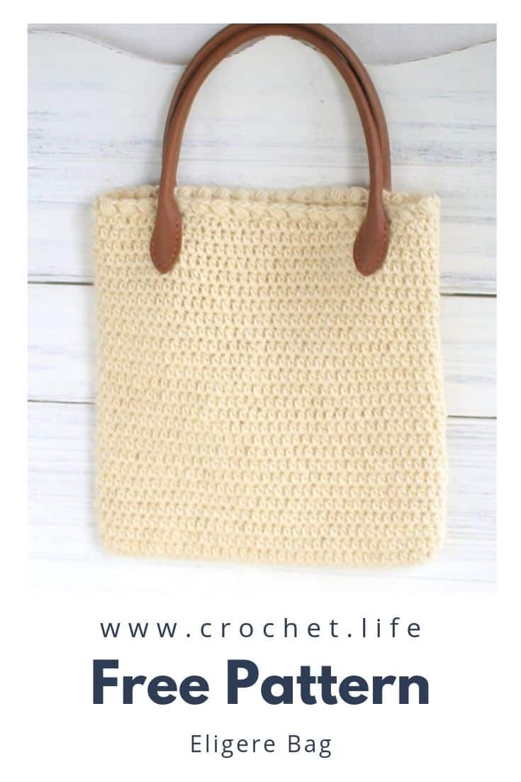 Easy DIY Crochet Bag Pattern
