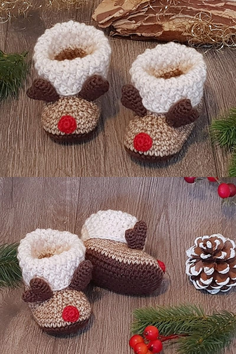 Reindeer botties