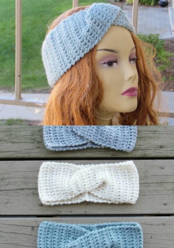 Quick Twist Headband Pattern