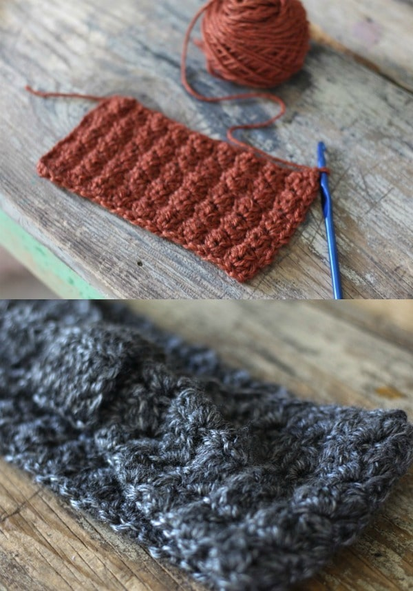 Nora Headband Crochet Pattern