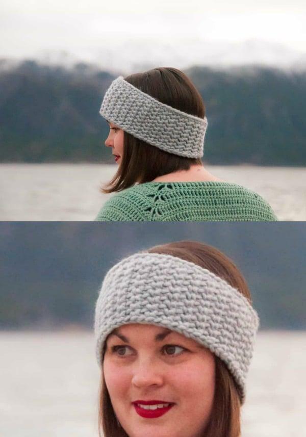 Basic Crochet Ear Warmer Pattern