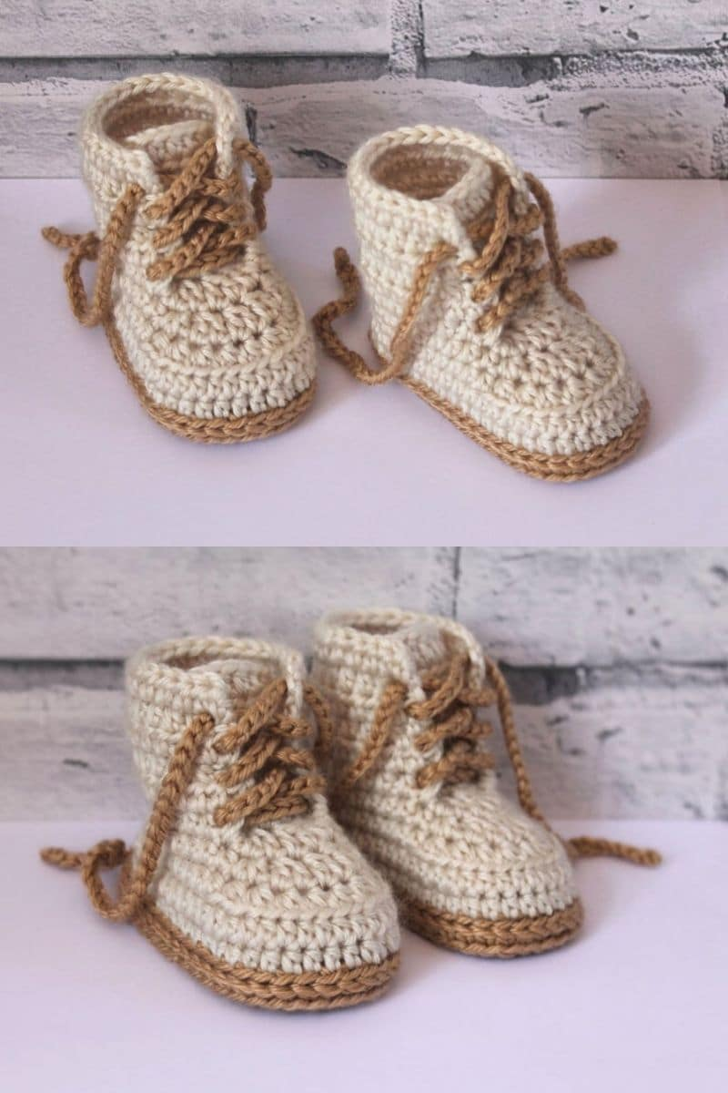 30 Stunning Crochet Booties And Slippers Patterns