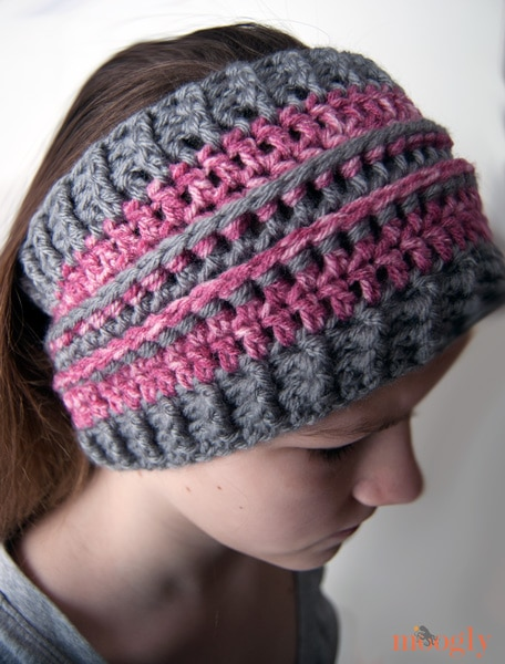 Thick Multi-Color War Warmer Pattern