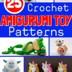 Amigurumi Pattern Collage