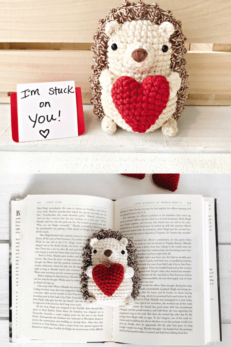 Hedgehog Crochet