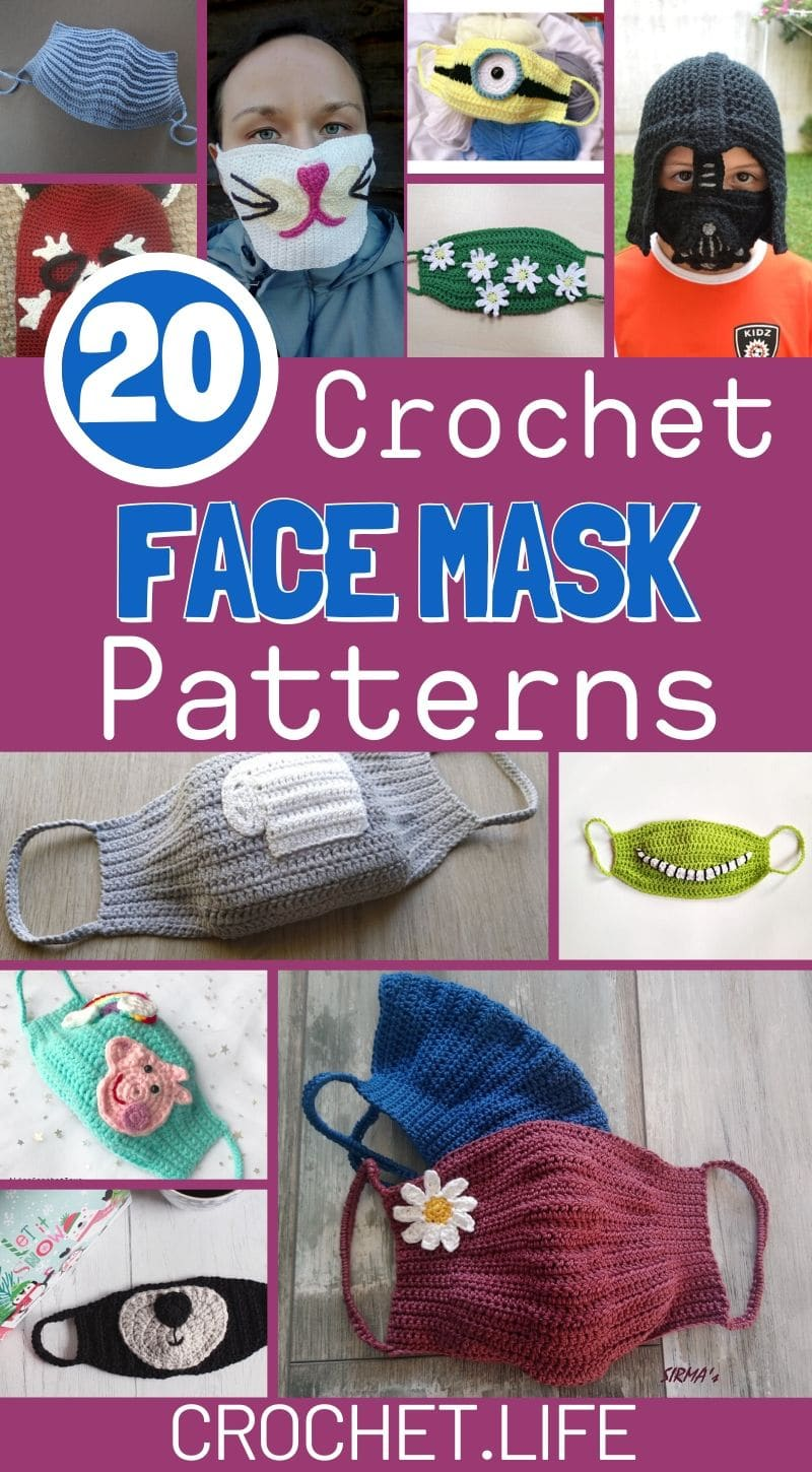 Amigurumi Face Embroidery Tutorial - Tiny Curl Crochet | 1450x800