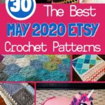 May Etsy Crochet Patterns Collage