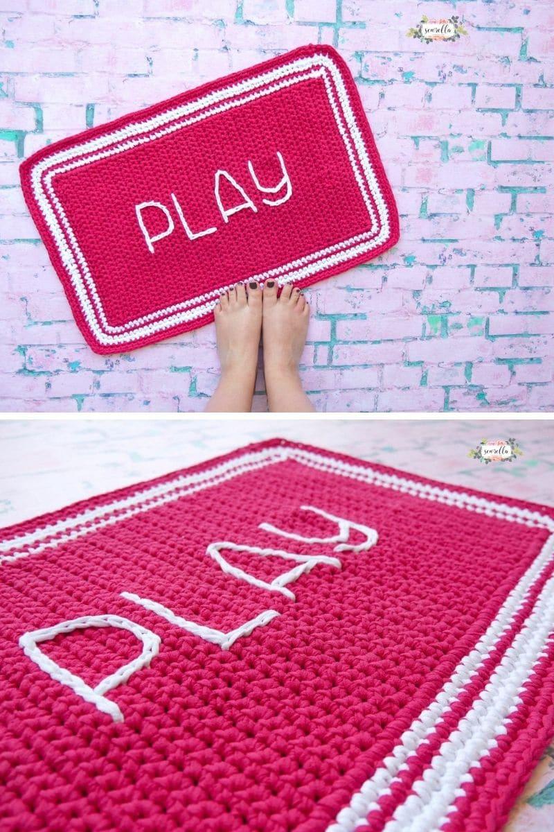 Play rug mat