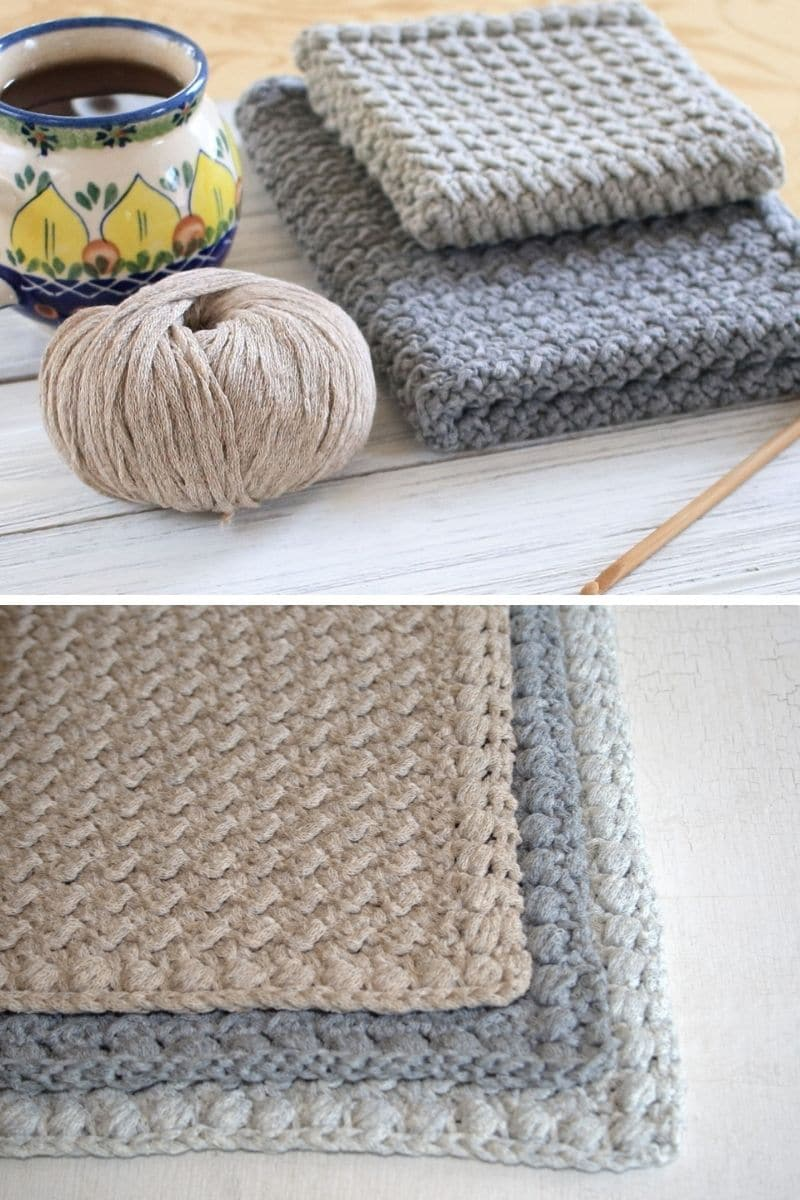Tight woven kitchen towel