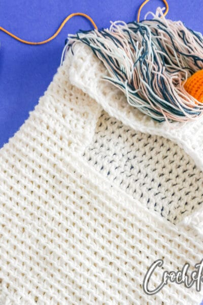 Unicorn Hooded Cowl Crochet Pattern free
